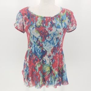 Anthropologie Made in San Francisco Top Small